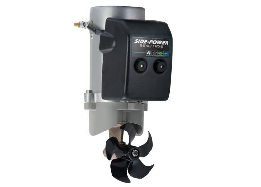 L'SE40 di Side Power convince per il suo design compatto, l'elevata spinta e l'eccellente efficienza. (Immagine 1 di 1)
