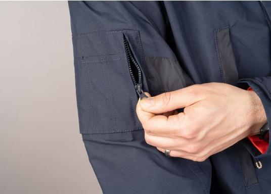 L'ELMO offre sia impermeabilità che traspirabilità. Le cuciture nastrate e il materiale a 2 strati proteggono in modo affidabile dalle influenze esterne in caso di maltempo. (Immagine 8 di 14)