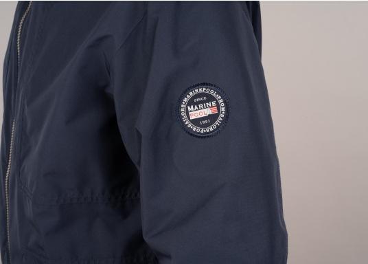 La giacca da uomo MIKO è una giacca alla moda che offre una protezione dalle intemperie ottimale ed è sia impermeabile che traspirante. (Immagine 10 di 10)