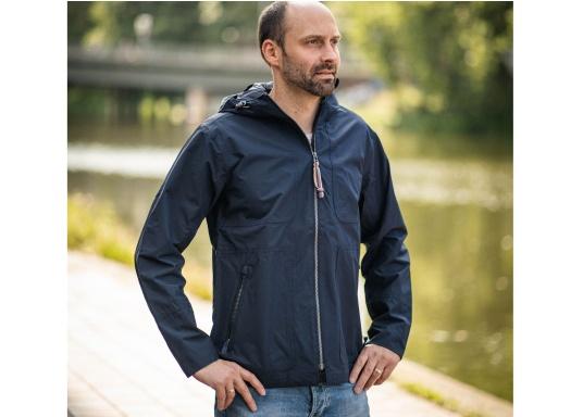 La giacca da uomo MIKO è una giacca alla moda che offre una protezione dalle intemperie ottimale ed è sia impermeabile che traspirante. (Immagine 4 di 10)