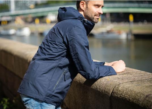 La giacca da uomo MIKO è una giacca alla moda che offre una protezione dalle intemperie ottimale ed è sia impermeabile che traspirante. (Immagine 3 di 10)