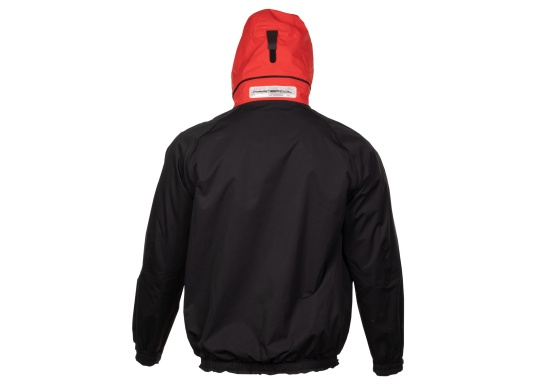 Giacca club e da vela altamente funzionale realizzata con un robusto materiale a 2 strati. La giacca CRUISING è realizzata in tessuto impermeabile e traspirante ed è inoltre rivestita con DWR. (Immagine 6 di 12)