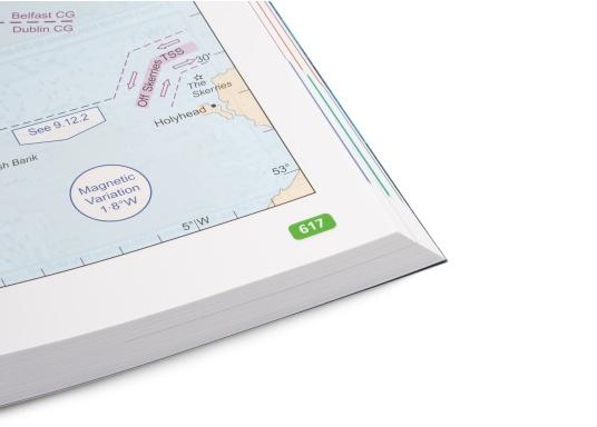 Il ReedsNautical Almanac comprende tutte le informazioni per navigare in sicurezza lungo la costa atlantica europea, da Skagen in Danimarca fino a Gibilterra. Lingua inglese. (Immagine 5 di 11)