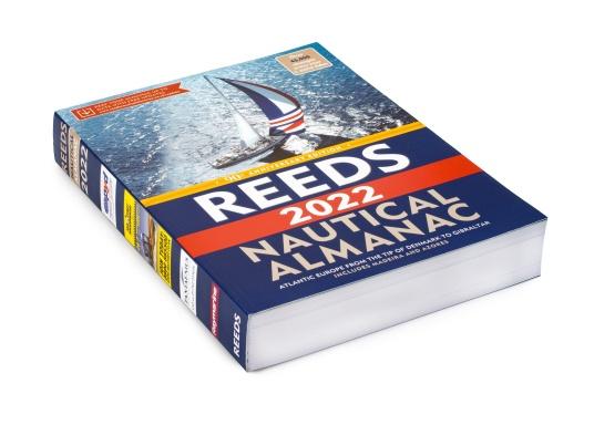 Il ReedsNautical Almanac comprende tutte le informazioni per navigare in sicurezza lungo la costa atlantica europea, da Skagen in Danimarca fino a Gibilterra. Lingua inglese. (Immagine 1 di 11)