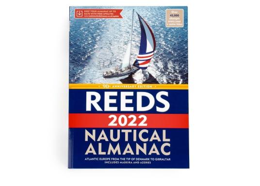 Il ReedsNautical Almanac comprende tutte le informazioni per navigare in sicurezza lungo la costa atlantica europea, da Skagen in Danimarca fino a Gibilterra. Lingua inglese. (Immagine 2 di 11)