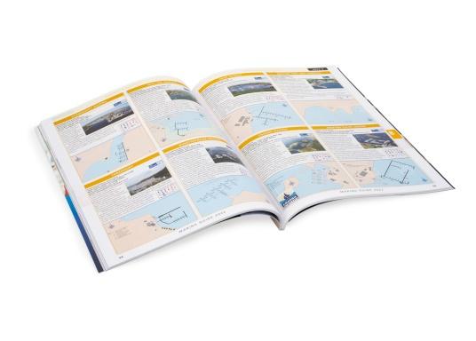 Il ReedsNautical Almanac comprende tutte le informazioni per navigare in sicurezza lungo la costa atlantica europea, da Skagen in Danimarca fino a Gibilterra. Lingua inglese. (Immagine 11 di 11)