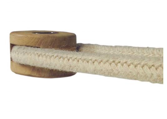 La tradizione è il futuro - Per l'equipaggiamento delle navi tradizionali, lecimead intrecciateGleistein HEMPEX hanno l'aspetto, la presae le prestazioni delle cimedi canapa e offronotutti i vantaggi di una moderna fibra sintetica.  (Immagine 2 di 2)